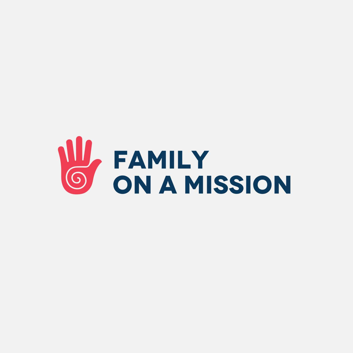 Family on a Mission Logo