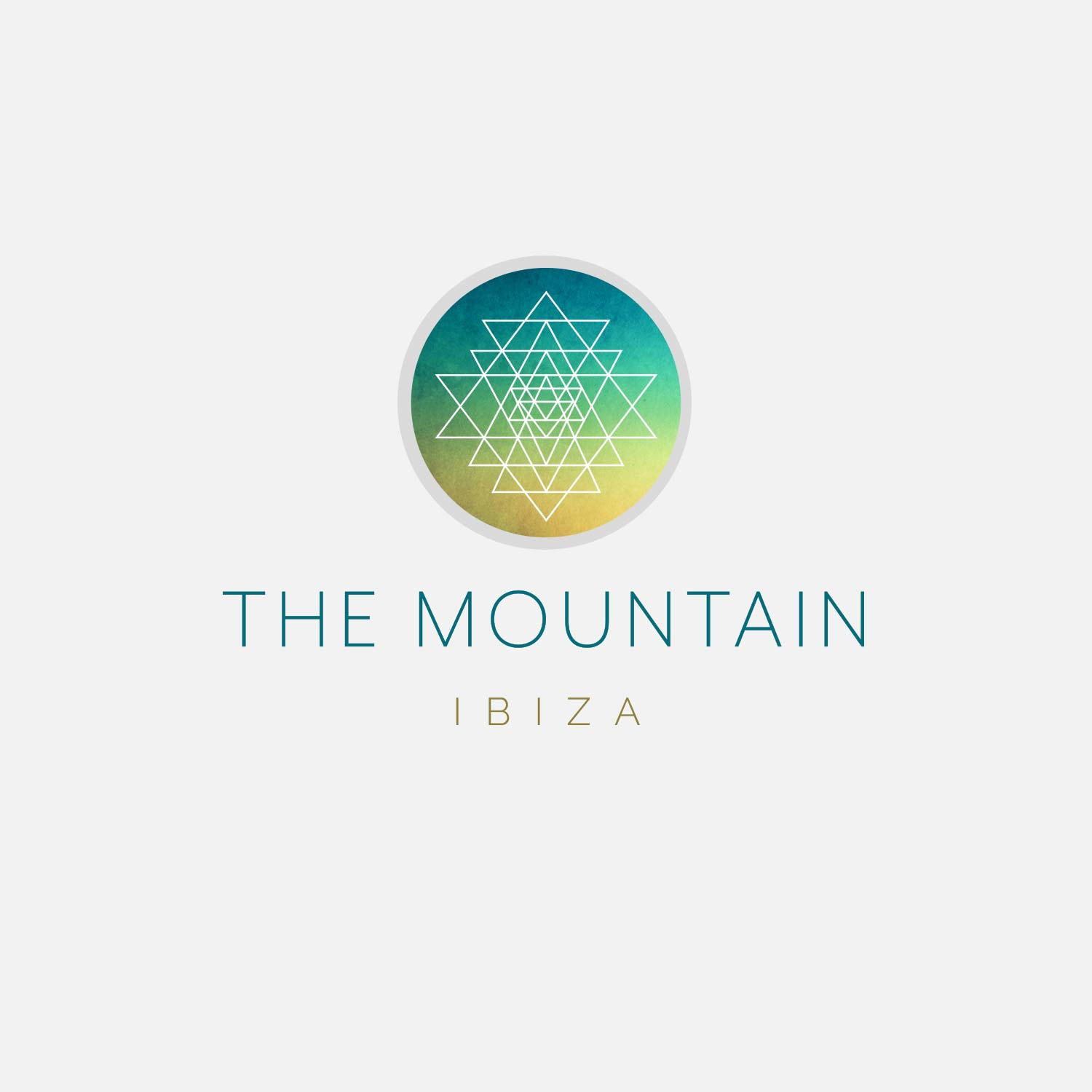 The Mountain Ibiza logo