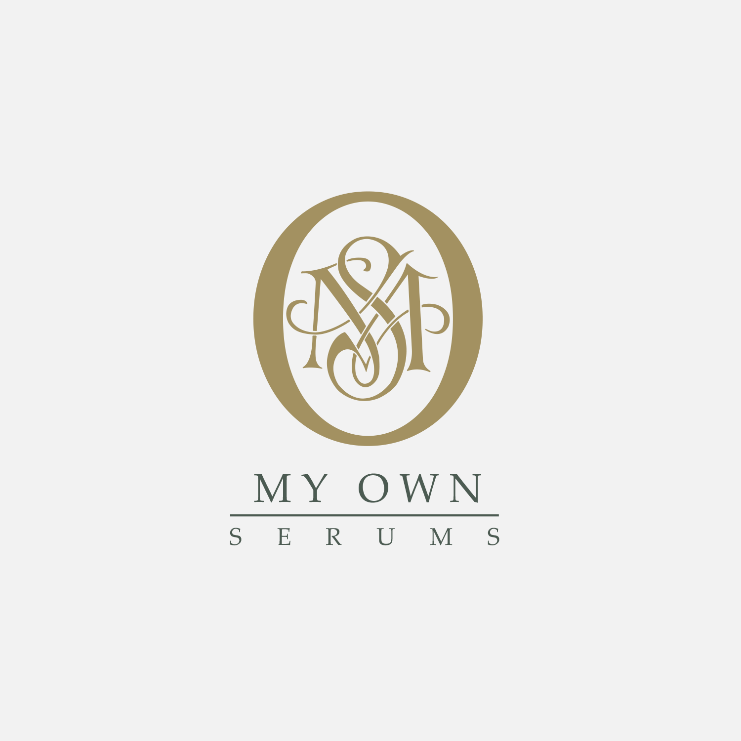 My Own Serums Logo